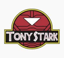 Tony Stark (Jurassic Park) Kids Clothes