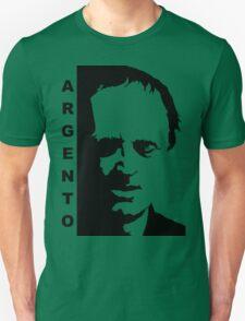 Dario Argento black Unisex T-Shirt