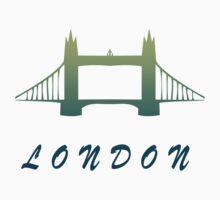 London Tower Bridge by noisepunch