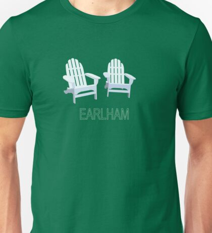 adirondack chairs Unisex T-Shirt