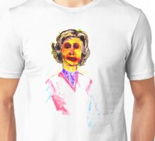 Knitted Lady #1 Unisex T-Shirt