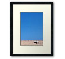 Andros, Greece Framed Print