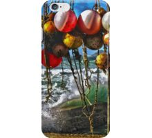 Fishing Buoys iPhone Case/Skin
