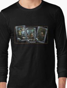 FFXIV Guild Leve 'Walk Free' Long Sleeve T-Shirt