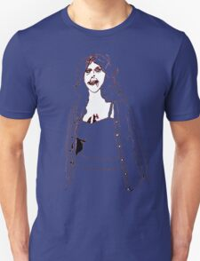Knitted Lady #2 T-Shirt