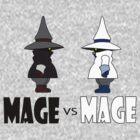 Mage vs Mage by Brandon De VITO