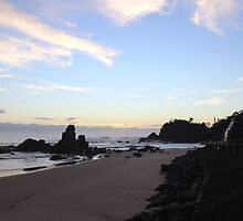 Sunrise at Flynn's by starless