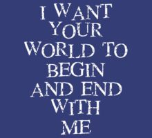 END WITH ME T-Shirt