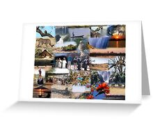 The Best of Botswana and Zambia Greeting Card