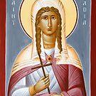 St Nadia (Hope) by ikonographics
