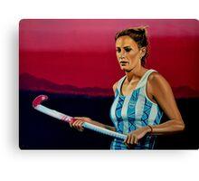 Luciana Aymar Painting Canvas Print