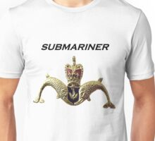 HER MAJESTY'S SUBMARINER Unisex T-Shirt