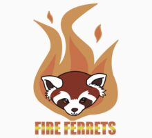 Fire Ferrets by msdbzbabe