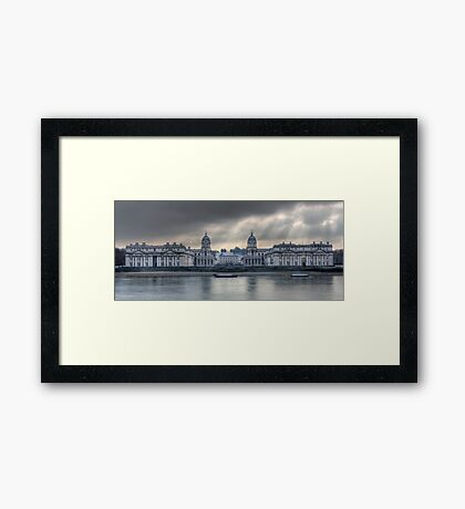 Greenwich Framed Print