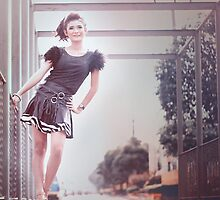bridge girl 2 by DettodeSilva