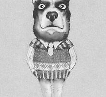 DOG. Chief. by Polanika