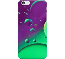 Bright Green & Purple Bubble Mix-iPhone Case iPhone Case/Skin