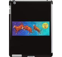 Moon Cows! iPad Case/Skin