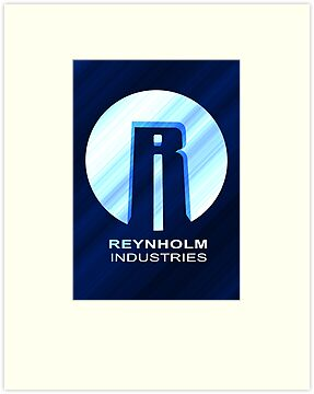 Reynholm Industries (dark apparel) by synaptyx