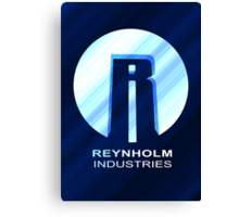 Reynholm Industries (dark apparel) Canvas Print