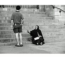 Please? Photographic Print