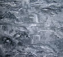 Black and White Imaginations by Christina Glazar