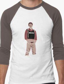 Captain Castle Men's Baseball ¾ T-Shirt