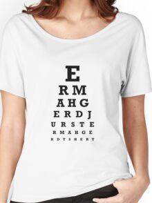 ERMAHGERD TSHERT!! Women's Relaxed Fit T-Shirt