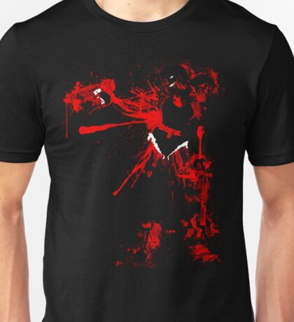 Two bloodied hands Unisex T-Shirt