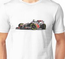 F1 2012 - McLaren MP4-27 - Jenson Button Unisex T-Shirt