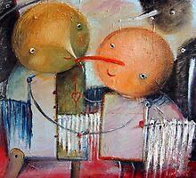 Chaperones by Monica Blatton