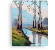 Valley Gums Canvas Print