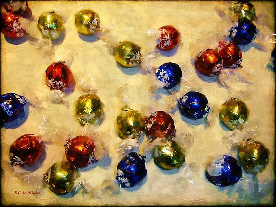 Tinfoiled Truffles by RC deWinter