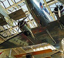 Pioneer Flight by DarthIndy