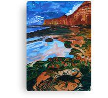 Skey, Land & Water of Hope Canvas Print