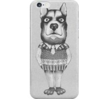 DOG. Chief. iPhone Case/Skin