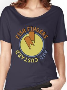 Fish Fingers And Custard Women's Relaxed Fit T-Shirt