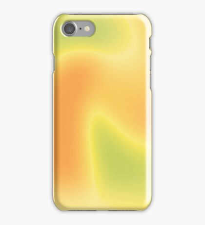 Abstract yellow stylish iphone case iPhone Case/Skin