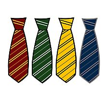 Unsorted Magical Ties Photographic Print