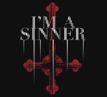 I'M A SINNER by DCdesign
