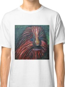 Lion Faced Man  Classic T-Shirt