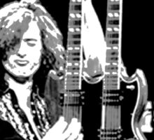 Jimmy Page Sticker