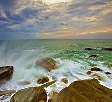 Emerald Fangshan by SunriseDawn