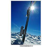spitzhornli Photographic Print