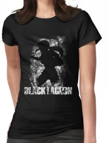 revy grunge Womens Fitted T-Shirt