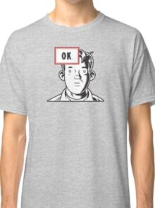 Ok Soda for light colors Classic T-Shirt