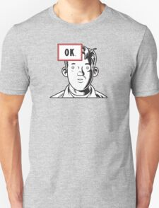 Ok Soda for light colors Unisex T-Shirt
