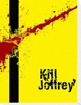 Kill Joffrey by atlasspecter