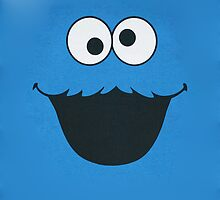 Cookie Monster by Gow19