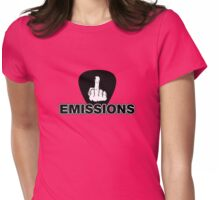 VW Dieselgate Humor Womens Fitted T-Shirt